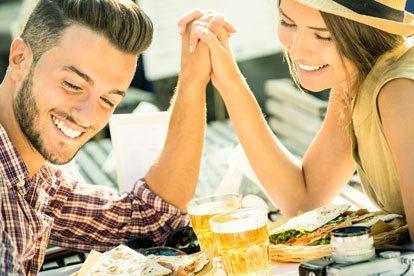 Los mejores signos para una relación seria con Libra
